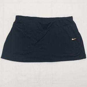 Women's Nike Dri-Fit skorts/Black/ Size Med